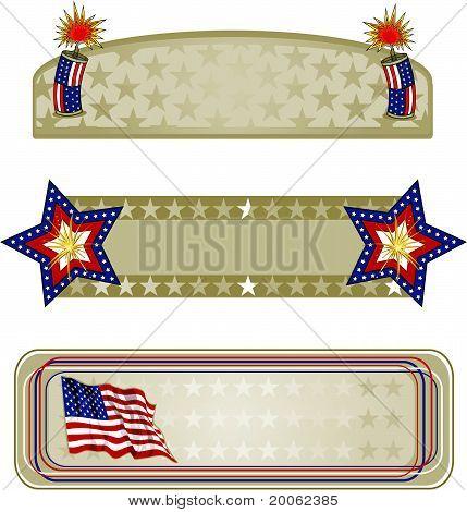 Americana Banners More