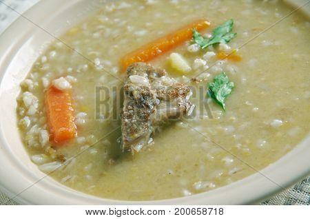 Rumford Soup