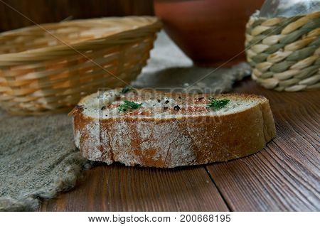 Pa Amb Tomaquet Bread