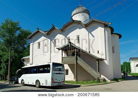 Churches In Yaroslav's Court