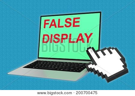 False Display Concept