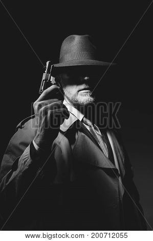 Agent With A Revolver