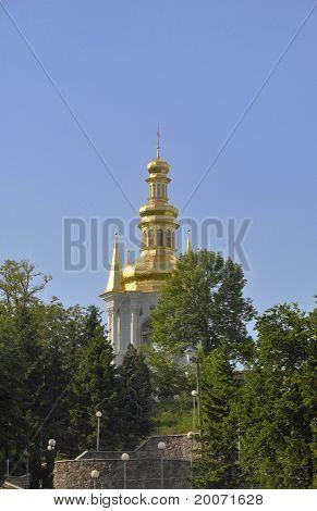 Kiev Pechersk Lavra Church