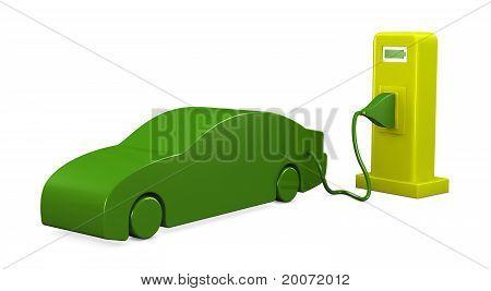 Recharging Car