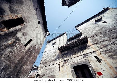 China Ancient Building