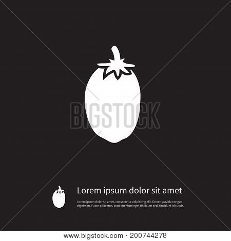 Food Vector Element Can Be Used For Fresh, Tomato, Food Design Concept.  Isolated Fresh Icon.