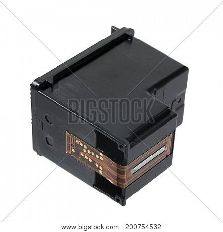 Printer Cartridge Isolated