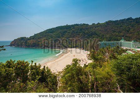 The Karon Noi Beach, Phuket, Thailand