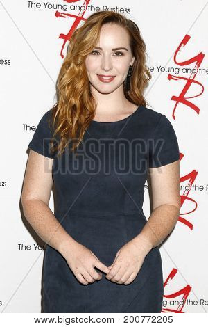 LOS ANGELES - AUG 19:  Camryn Grimes at the Young and Restless Fan Event 2017 at the Marriott Burbank Convention Center on August 19, 2017 in Burbank, CA