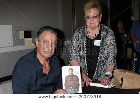 LOS ANGELES - AUG 19:  Eric Braeden, fan at the Young and Restless Fan Event 2017 at the Marriott Burbank Convention Center on August 19, 2017 in Burbank, CA