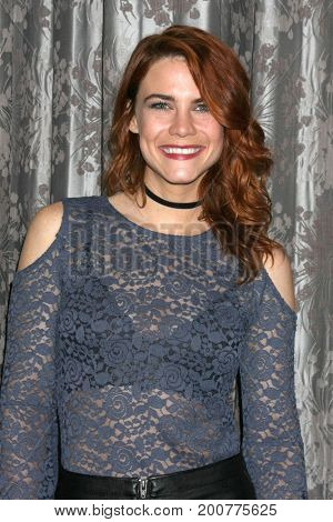 LOS ANGELES - AUG 20:  Courtney Hope at the Bold and the Beautiful Fan Event 2017 at the Marriott Burbank Convention Center on August 20, 2017 in Burbank, CA