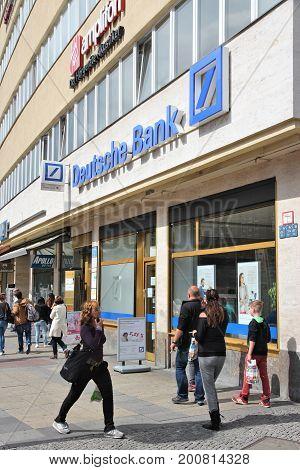 Deutsche Bank, Germany