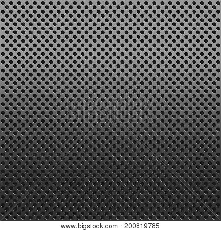 Metal Background with holes . Steel metal backgrounds with holes. Vector illustation