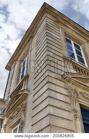 French Mansion In Bordeaux