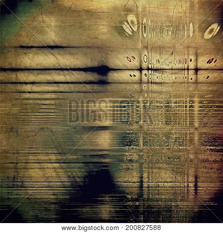 Abstract grunge weathered background of vintage texture. With different color patterns