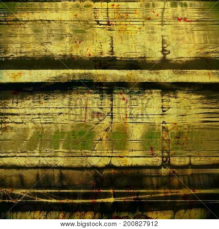 Highly detailed grunge background or scratched vintage texture. With different color patterns