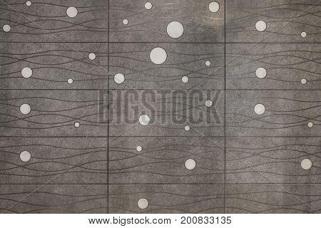 rectangular shape bathroom ceramic tiles with pattern