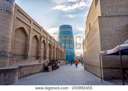 Streets Of Khiva, Uzbekistan