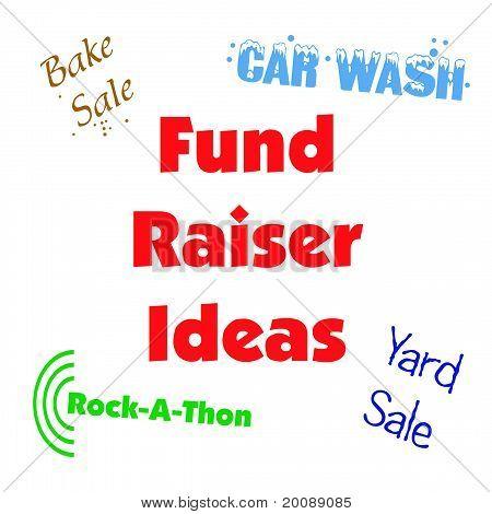 fund raiser ideas