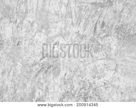 close up gray concrete wall texture background, simplicity design plastering for home decor