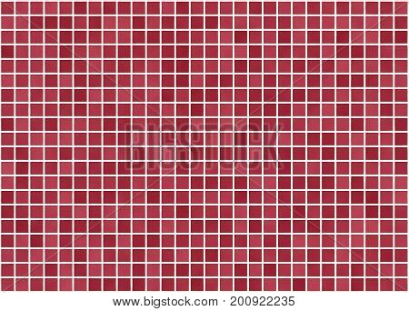 squared tile bordeaux red variant texture and background
