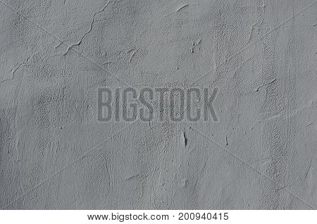 A grey concrete texture as a background
