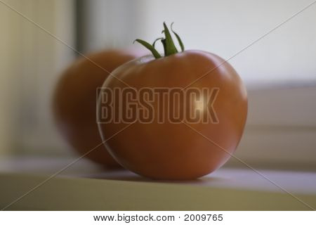 Windowsill Tomatoes