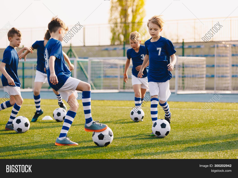 Young Boys Sports Club Image & Photo (Free Trial) | Bigstock