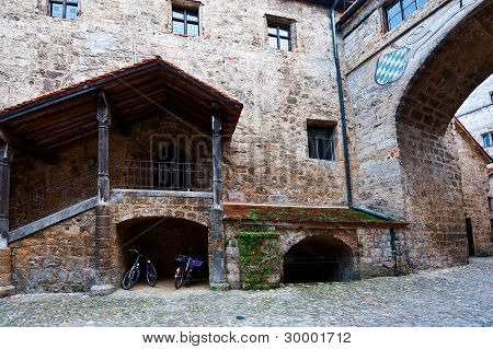 Fortress Of Burghausen