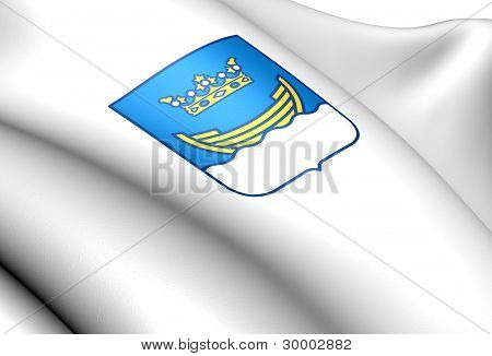 Helsinki Coat Of Arms, Finland.