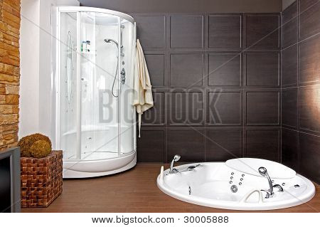 Hydromassage Bathroom