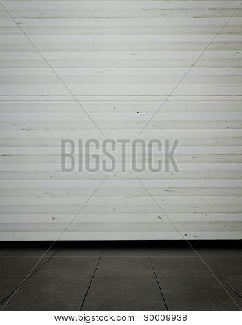 Grunge Industrial Background
