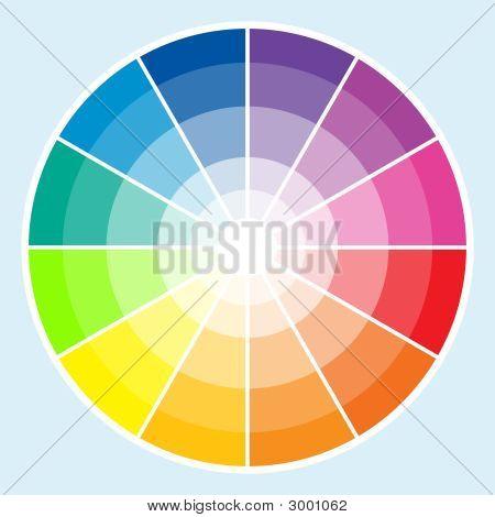 Color Wheel - Light