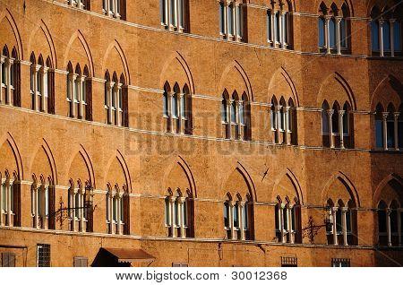 Ancient Facade (Siena)