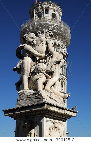 Fontana dei Putti (Pisa)
