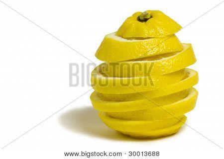 Lemon Slice Stack
