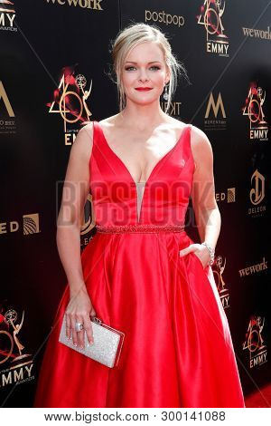 PASADENA - May 5: Martha Madison at the 46th Daytime Emmy Awards Gala at the Pasadena Civic Center on May 5, 2019 in Pasadena, California