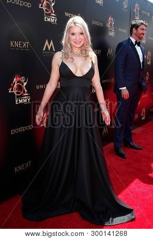 PASADENA - May 5: Meadow Williams at the 46th Daytime Emmy Awards Gala at the Pasadena Civic Center on May 5, 2019 in Pasadena, California