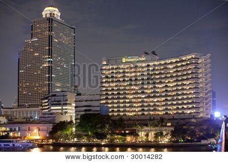 Baangkok Skyline