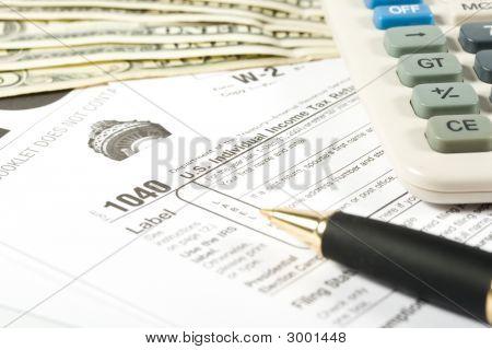 United States Tax Form