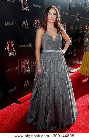 PASADENA - May 3: Jade Harlow at the 46th Daytime Creative Arts Emmy Awards Gala at the Pasadena Civic Center on May 3, 2019 in Pasadena, California