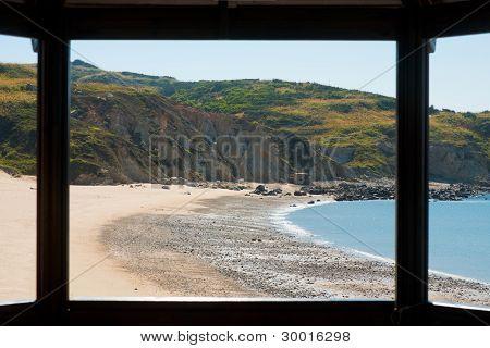 Juguang Window View Ocean