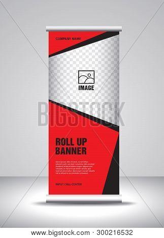 Roll Up Banner Template Design-73