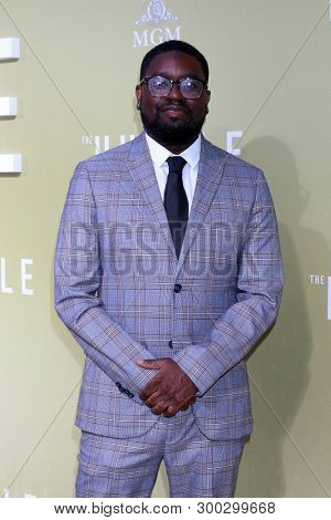 LOS ANGELES - MAY 8:  Lil Rel Howery at