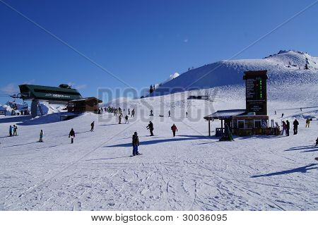 Emerald Chairlift