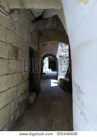 Ancient Passageways Lead To Mysterious Places On The Island Of Gozo, Malta