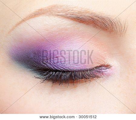 Girl's Eyezone Makeup