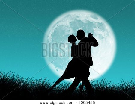 Tango In The Moon
