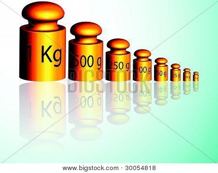 Calibration Weights