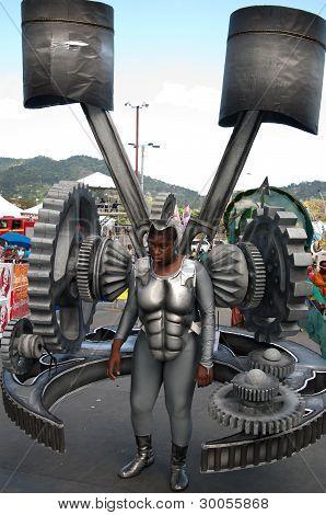 Gears Costume